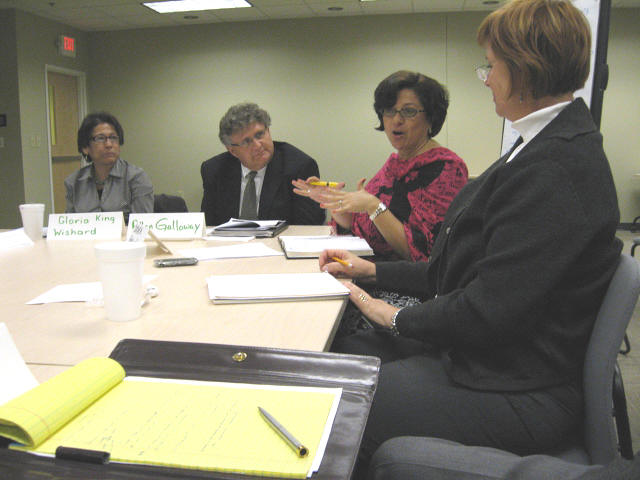 Planning for the 2010 Multiethnic Conference