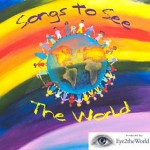 songs to see the world cd cover art